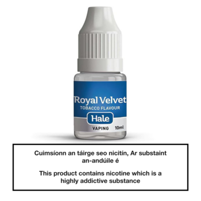 Hale Royal Velvet E-Liquid 10ml