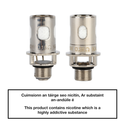 Innokin Replacement Coils for Ajax Tank Atomizer