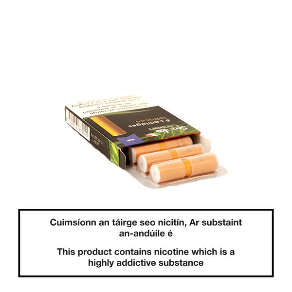 Smoke Green Premium Cartridges (Single Box)