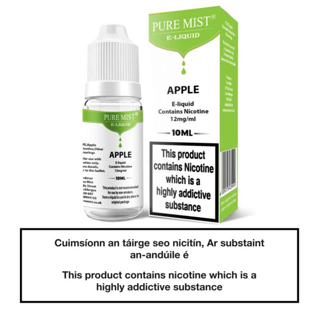 Pure Mist Apple 10ml