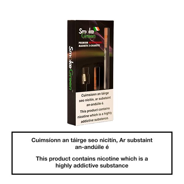 Smoke Green Rechargeable Magnetic Minikit