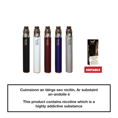 Smoke Green EGO Refillable Battery