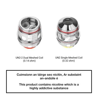 Uwell Valyrian II 2 Replacement Coils