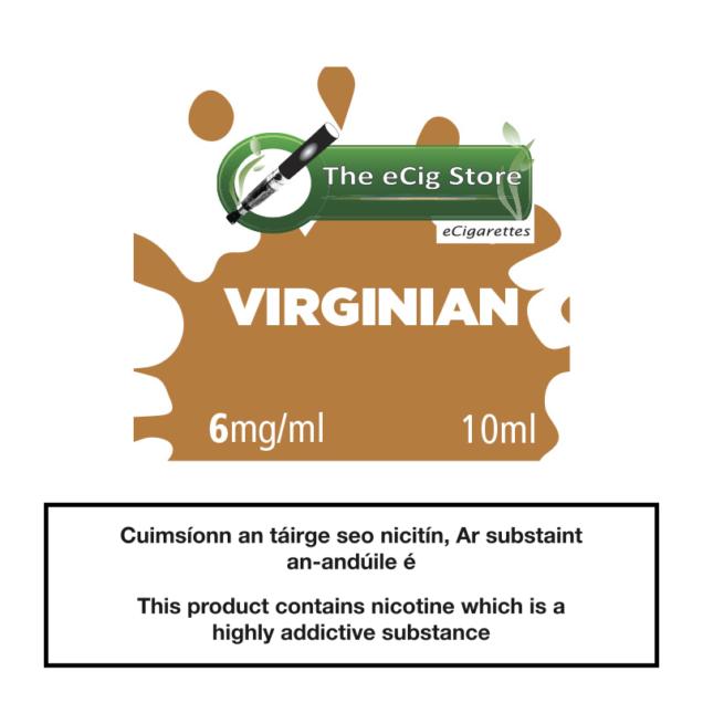 eCig Store Virginian 10ml