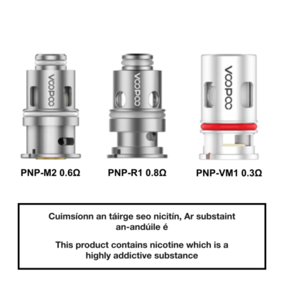 VooPoo Vinci PnP Replacement Coils
