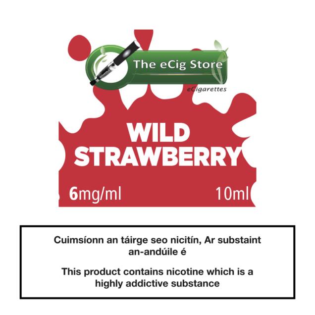 eCig Store Wild Strawberry 10ml