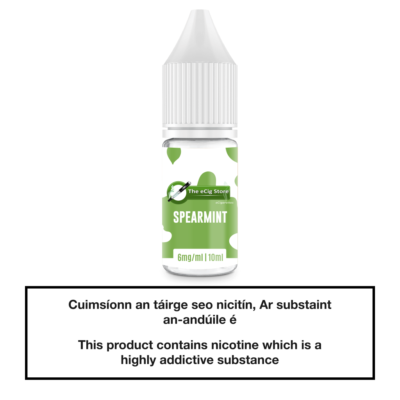 eCig Store Spearmint 10ml