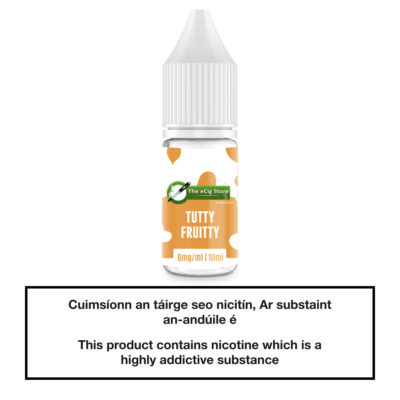 eCig Store Tutty Fruitty 10ml