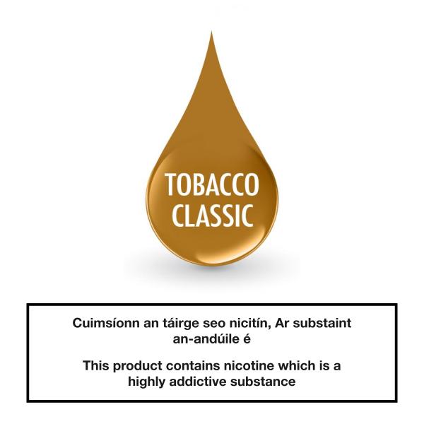 Smoke Green eLiquid Classic Tobacco 10ml