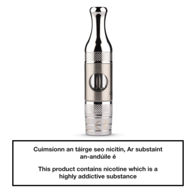 Aspire BVC ET-S Clearomizer - Stainless Steel