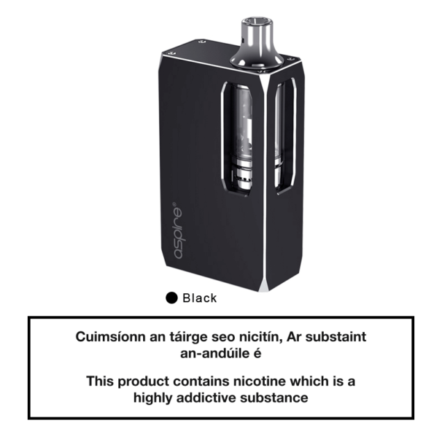 Aspire K1 Stealth Kit - Black