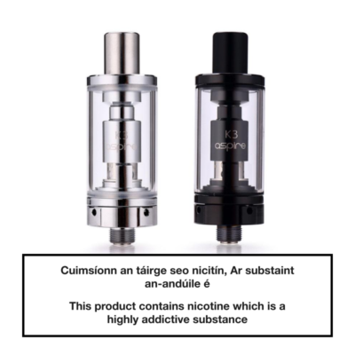 Aspire K3 Replacement Tank