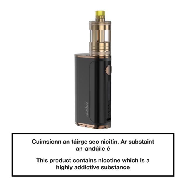 Aspire Nautilus GT Kit - Black Gold