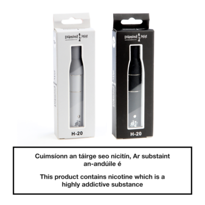 Diamond Mist H20 Clearomizer