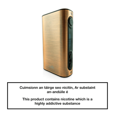 Eleaf iPower TC 80W Box Mod - Bronze