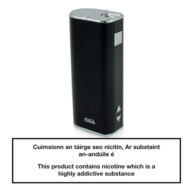 Eleaf iStick 20W Box Mod - Black