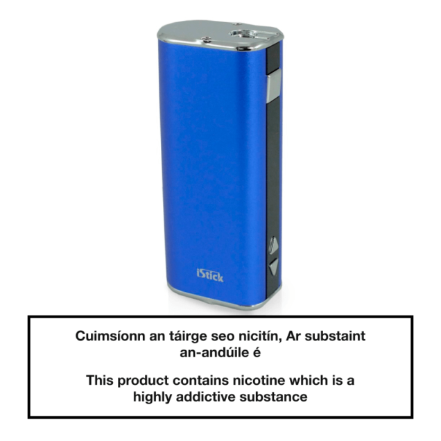 Eleaf iStick 20W Box Mod - Blue