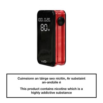 Eleaf iStick Nowos Mod Red