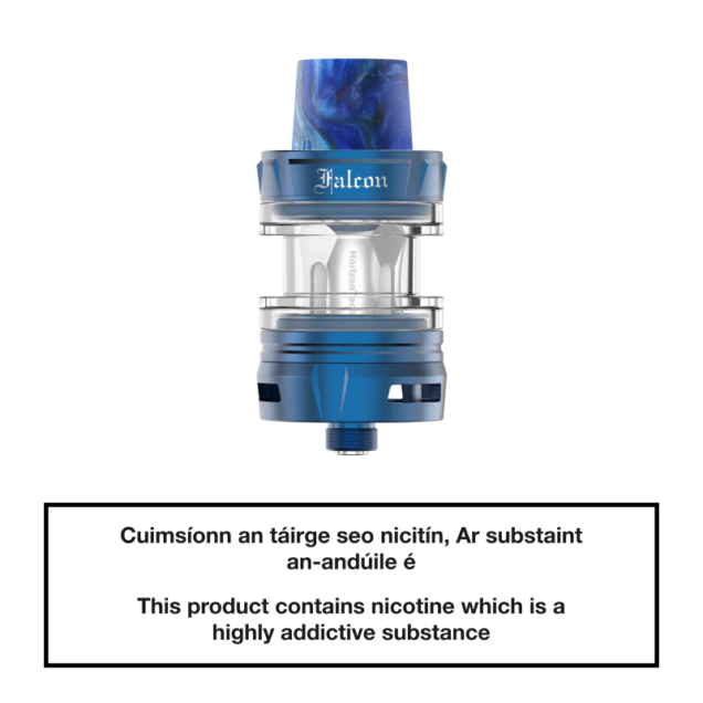 HorizonTech Falcon Mini Tank - Blue