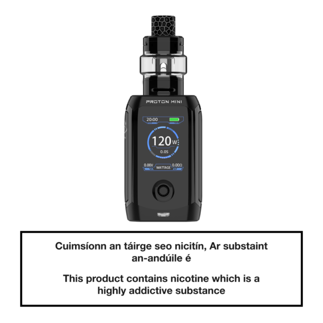 Innokin Mini Proton Ajax - Black