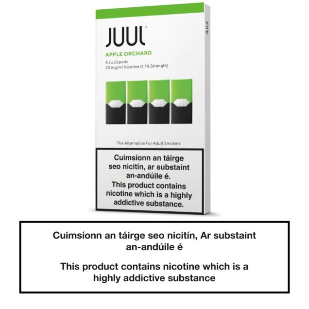 JUUL Pods Apple Orchard 20mg