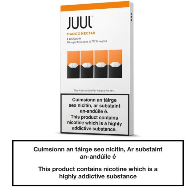 JUUL Pods Mango Nectar 20mg