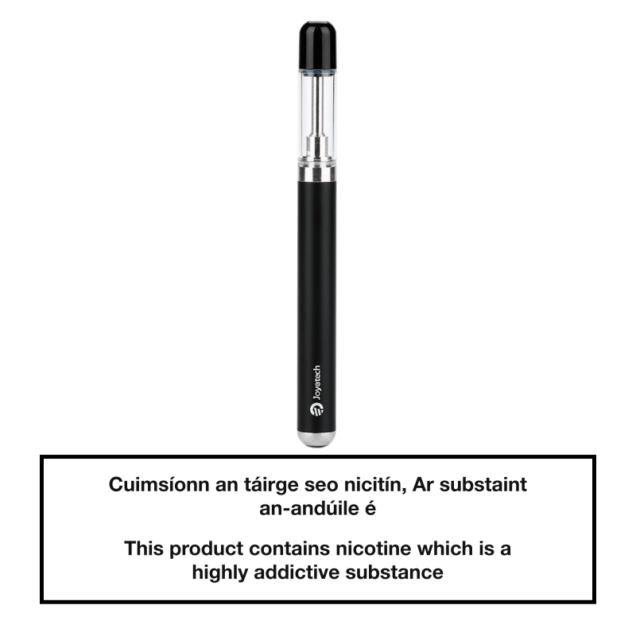 Joyetech eRoll Mac Simple Pen Kit 180mAh - Black