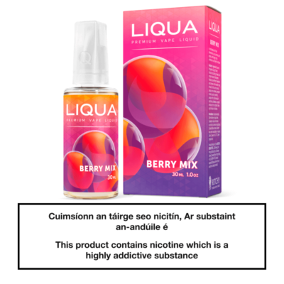 Liqua Elements Berry Mix 10ml