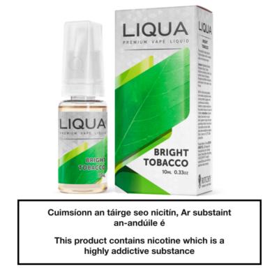 Liqua Elements Bright Tobacco 10ml