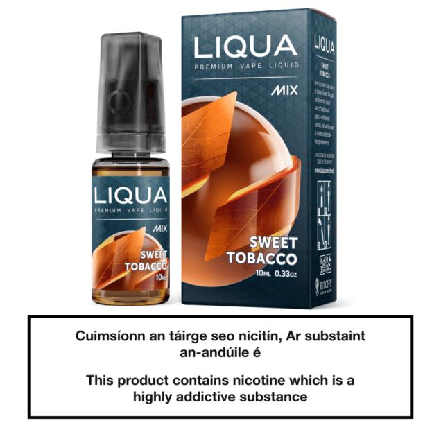 Liqua Mix Sweet Tobacco 10ml