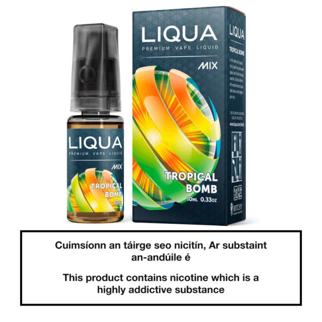 Liqua Mix Tropical Bomb 10ml