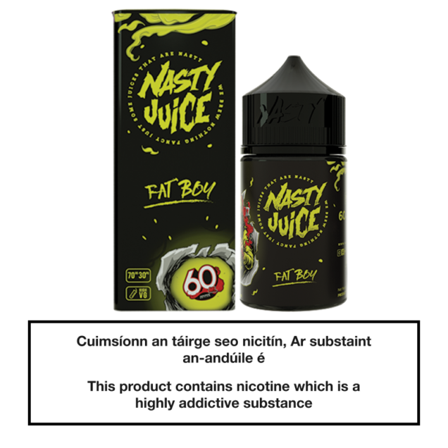 Nasty Juice Fat Boy 50ml