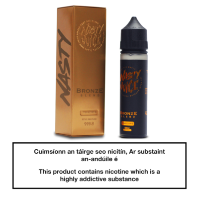Nasty Juice Tobacco Bronze Blend 50ml