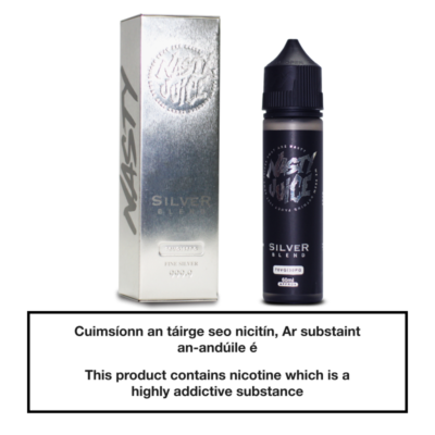 Nasty Juice Tobacco Silver Blend 50ml