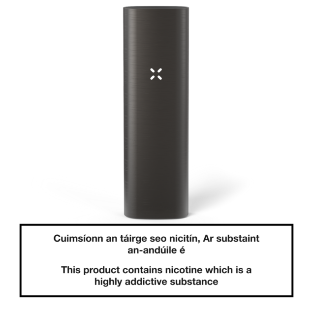 PAX 2 Dry Herb Vaporiser - Brushed Charcoal