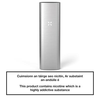 PAX 2 Dry Herb Vaporiser - Brushed Platinum