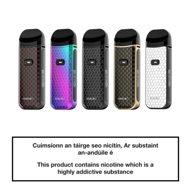 SMOK NORD 2 Pod System - Colours Available
