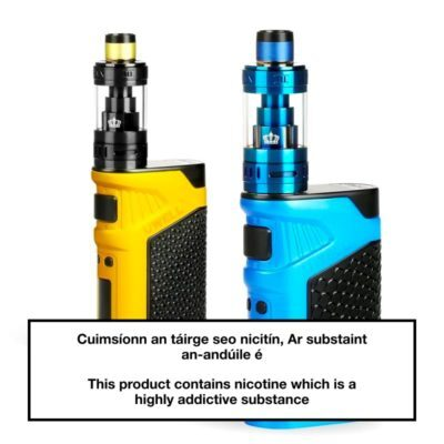 Uwell Ironfist Kit with Crown 3