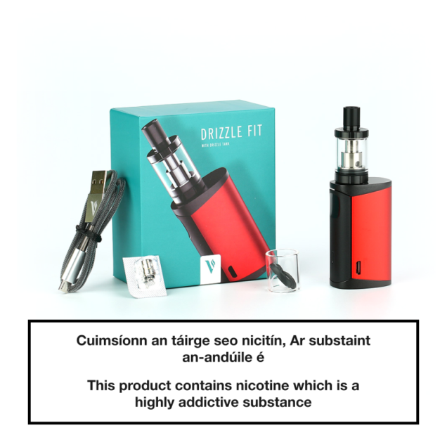 Vaporesso Drizzle Fit - What Comes in Package