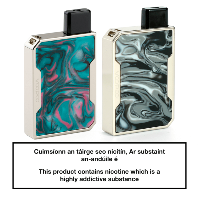 Voopoo Drag Nano Pod Side View