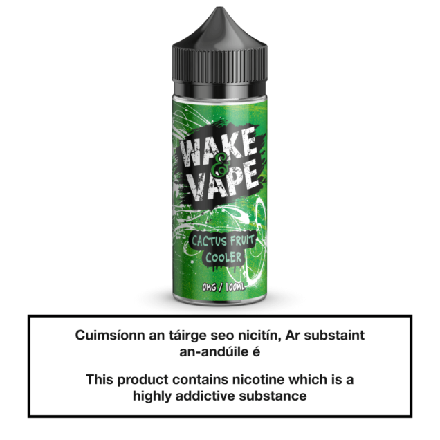 Wake & Vape Cactus Fruit Cooler 100ml