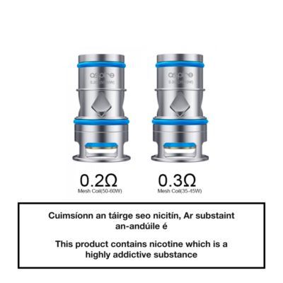 Aspire Odan Tank Replacement Coils