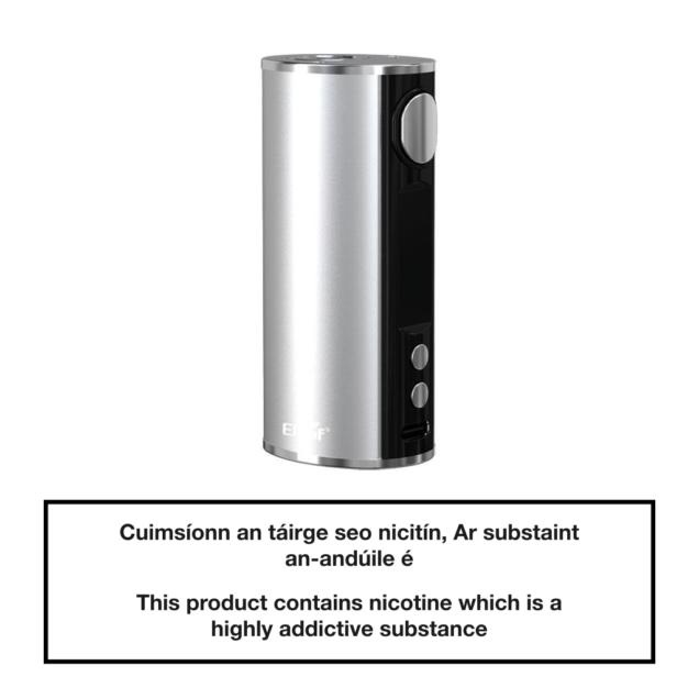 Eleaf iStick T80 3000mAh Battery Mod - Silver