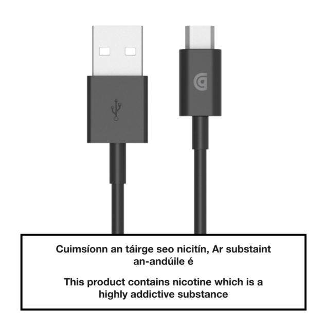 Griffin Charge & Sync Micro USB Cable 1m - Black