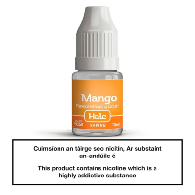 Hale Mango E-Liquid 10ml