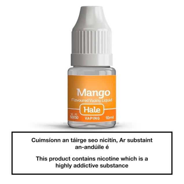 Hale Mango E-Liquid 10ml