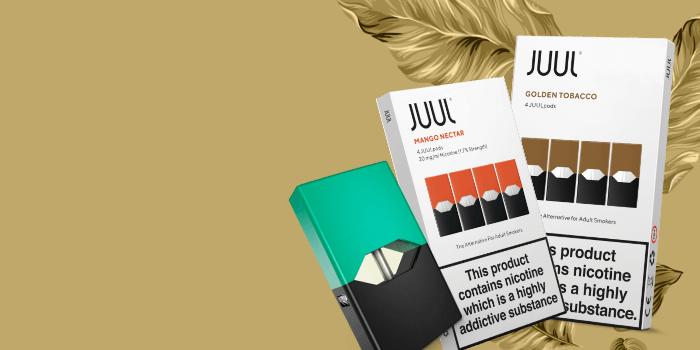 JUUL Pods Banner