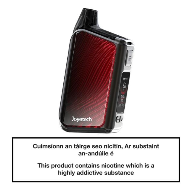 Joyetech OBLIQ Pod Mod Kit 60W 1800mAh - Black Rose