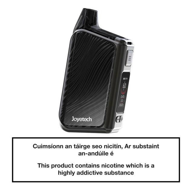 Joyetech OBLIQ Pod Mod Kit 60W 1800mAh - Obsidian