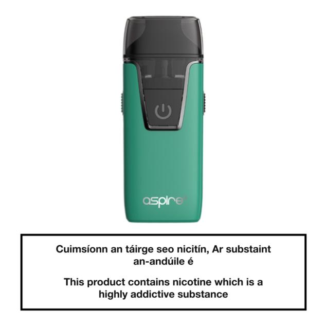 Aspire Nautilus AIO Kit - Green